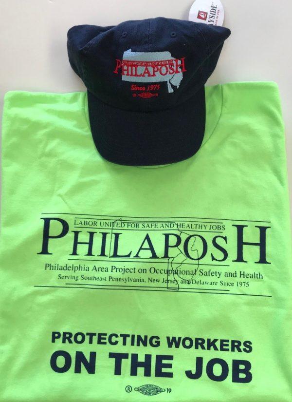 PhilaPOSH Hats and T-Shirts